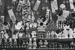 作品画像:東京浅草 神棚に祭る法具売り場