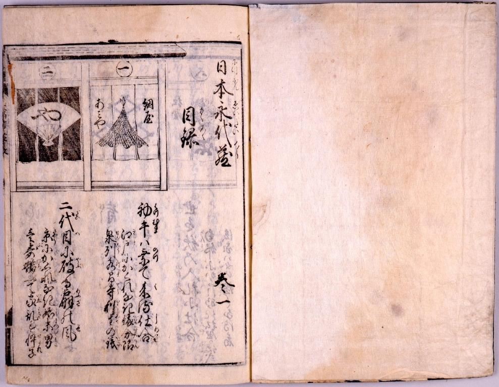 作品画像:日本永代蔵