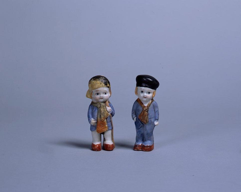 作品画像:OccupieD JAPAN 人形