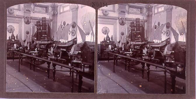 作品画像:新嘉坡博物館(四)(No.154)