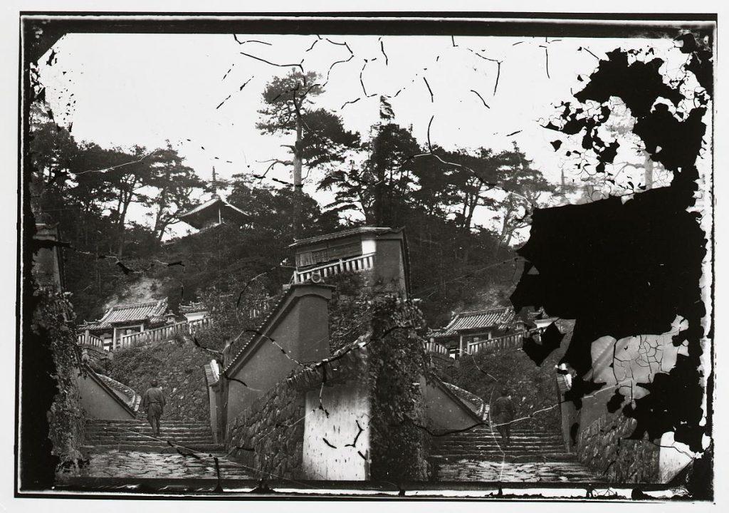 作品画像:信貴山寺 毘沙門堂塔