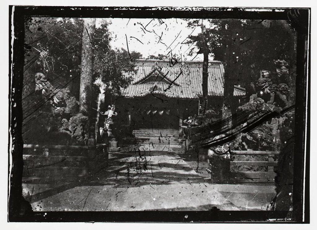 作品画像:神田明神社殿