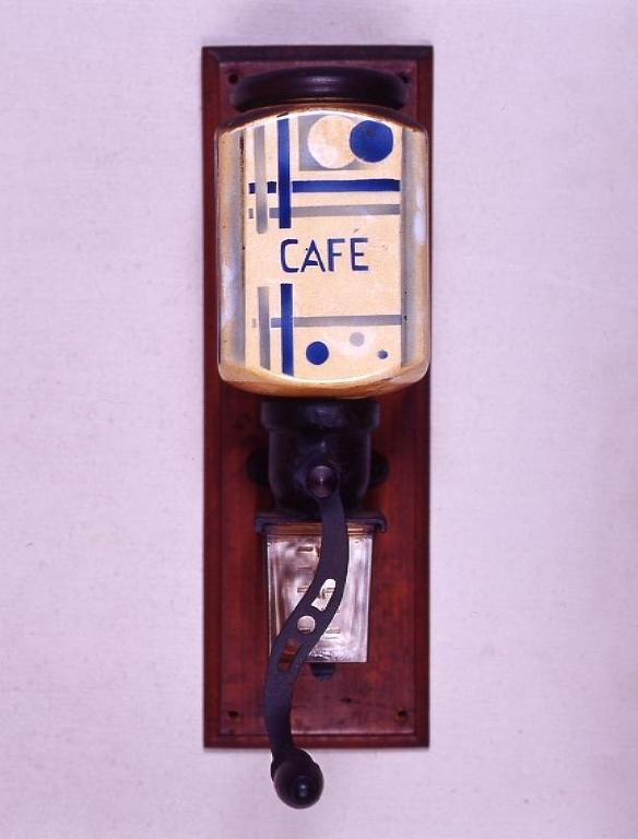 作品画像:コーヒーミル  壁掛式