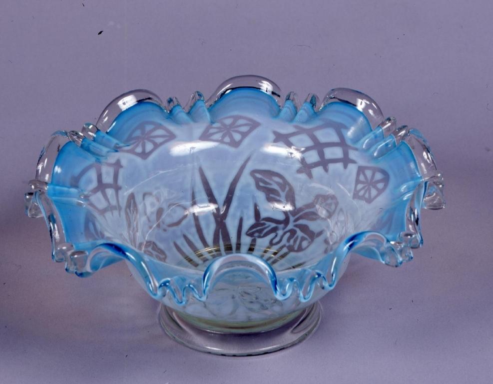 作品画像:ガラス鉢