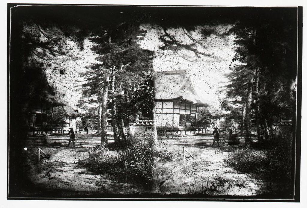 作品画像:広隆寺 太子堂・講堂・山門