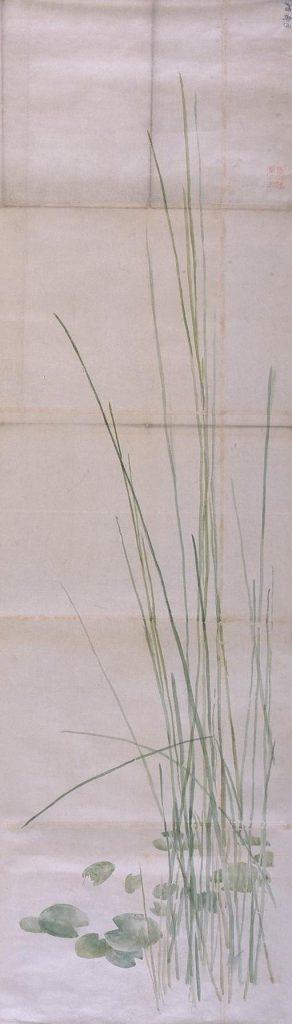 作品画像:粉本 水草
