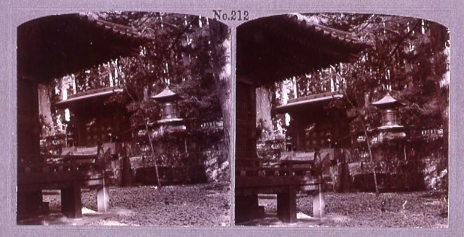 作品画像:日光東照宮奥の院(No.212)