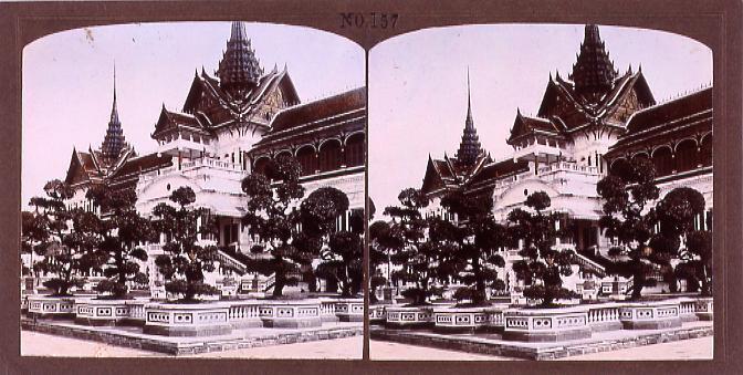 作品画像:暹羅国王城(No.157)
