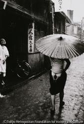 作品画像:雨の日