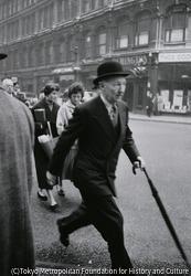 作品画像:ロンドン・銀行街