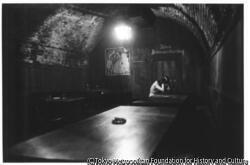作品画像:ウィーン・地下の酒蔵