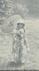 作品画像:日傘の少女