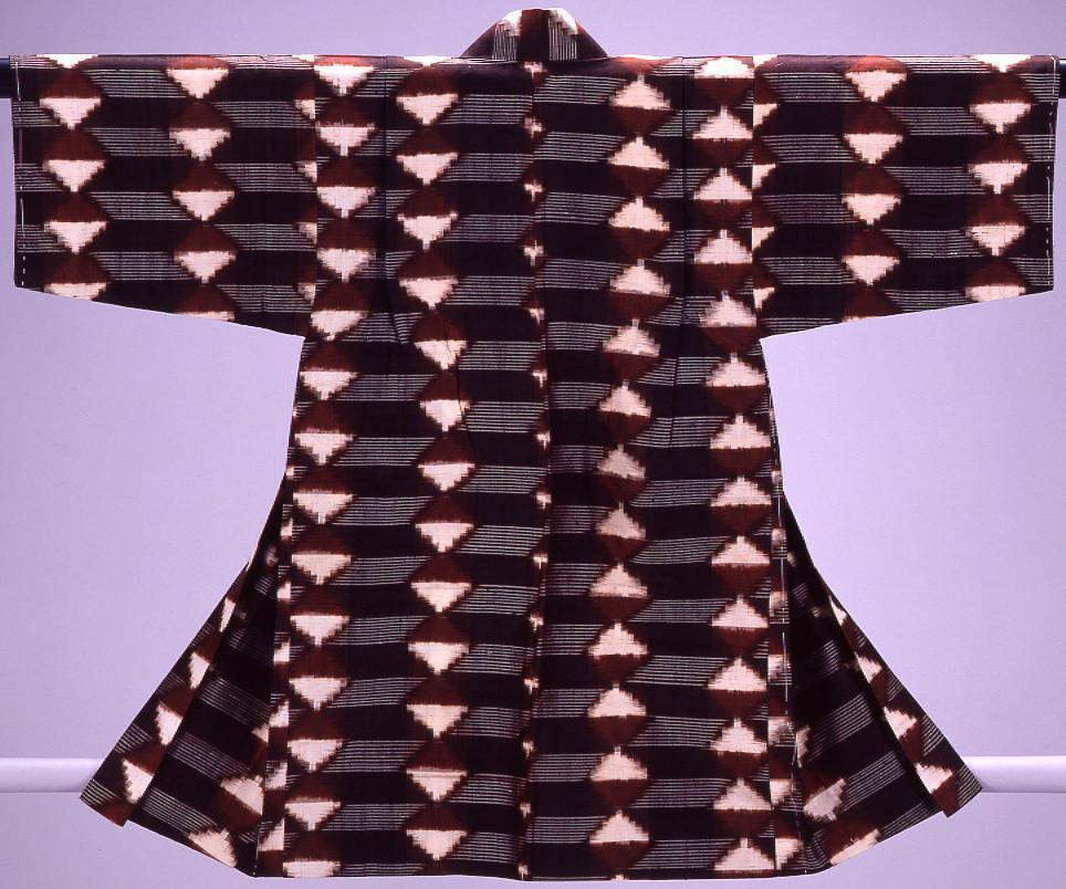作品画像:袷四つ身羽織(男児用)