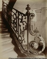 作品画像:階段、プティ・シャン通り13番地