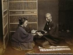 作品画像:日本の医師