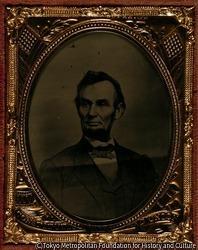 作品画像:エイブラハム・リンカーン
