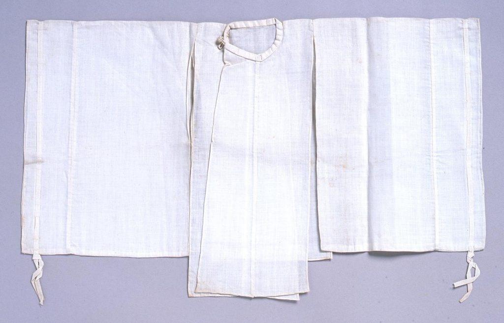 裁縫雛形 白張(手縫)