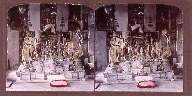 作品画像:暹羅国仏像(No.162)