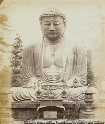 作品画像:鎌倉の大仏