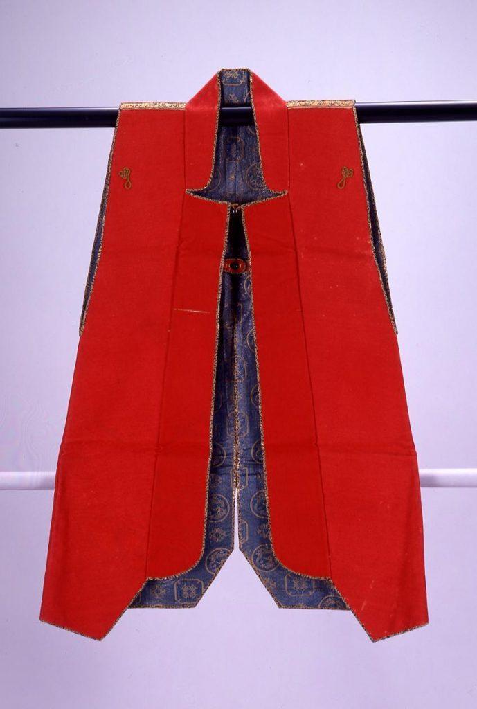 作品画像:丸に蔦紋 陣羽織