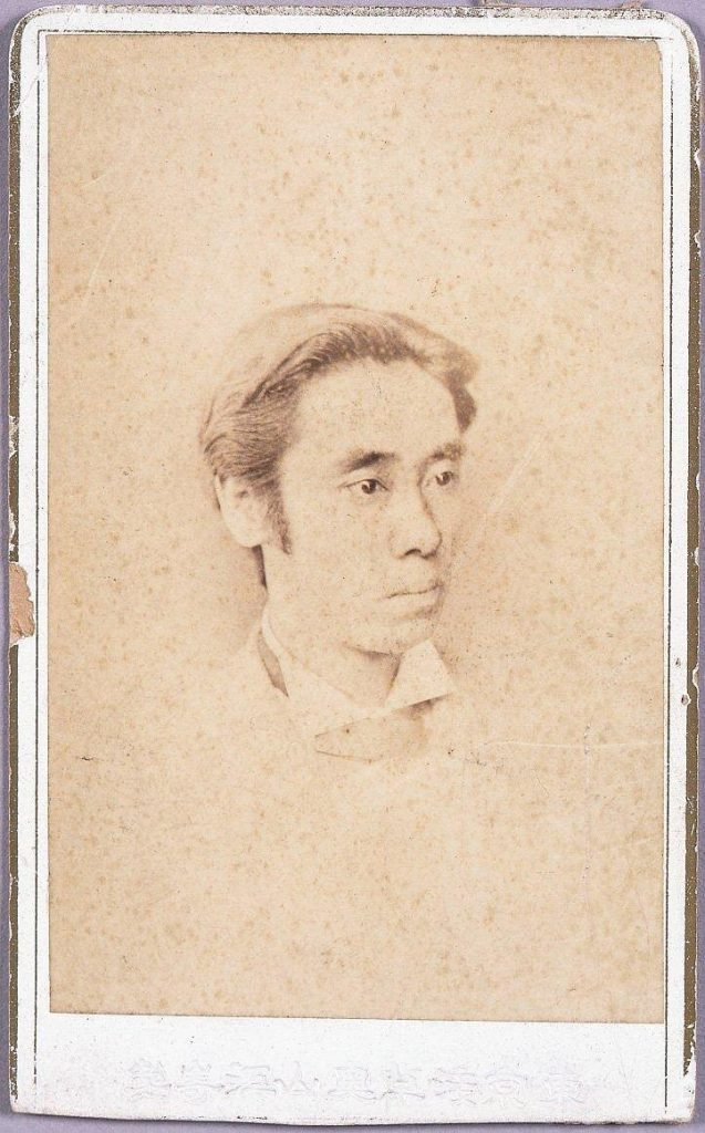 作品画像:戸田氏共伯爵 青年時代