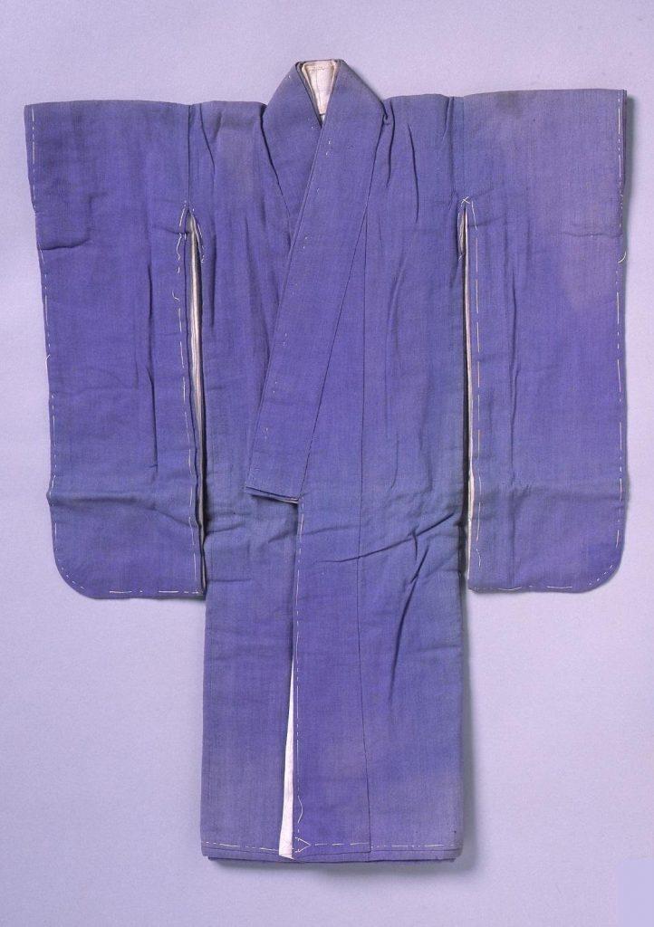 作品画像:裁縫雛形 比翼(手縫)