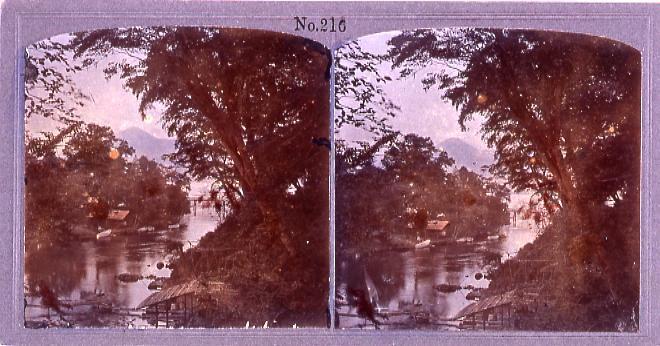 作品画像:中禅寺湖(No.216)