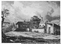 作品画像:ロングウッドの家、セント・ヘレナ島