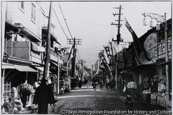 作品画像:早稲田山吹町