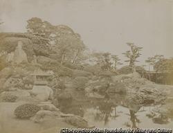 作品画像:鹿児島 城内庭中