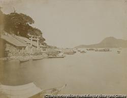作品画像:赤間関 亀山八幡宮