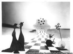 作品画像:舞踏会の二人