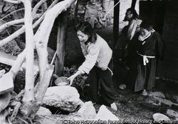 作品画像:戦災孤児の島(その2)