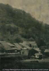作品画像:麓の村