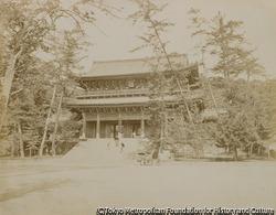 作品画像:西京 智恩院山門