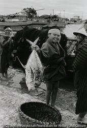 作品画像:糸満漁港