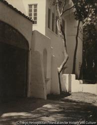 作品画像:階段の光