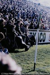 作品画像:ランズダウンロード・スタジアムではアイルランドvsウェールズのラグビーの試合が行われていたが、アイルランドのぼろ負けだった