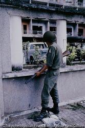作品画像:サイゴンの南ベトナム警察軍兵士