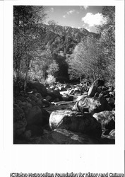 作品画像:秋の御山谷