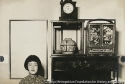 作品画像:ユキ子の居る室内