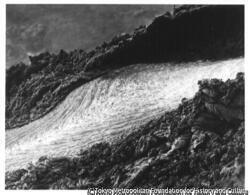 作品画像:溶岩流、三原山