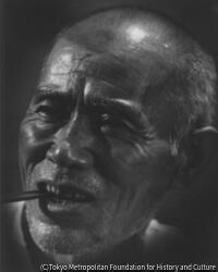 作品画像:父の顔