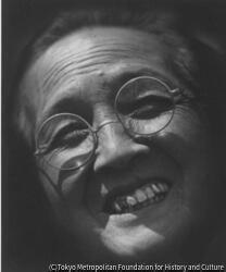 作品画像:母の顔