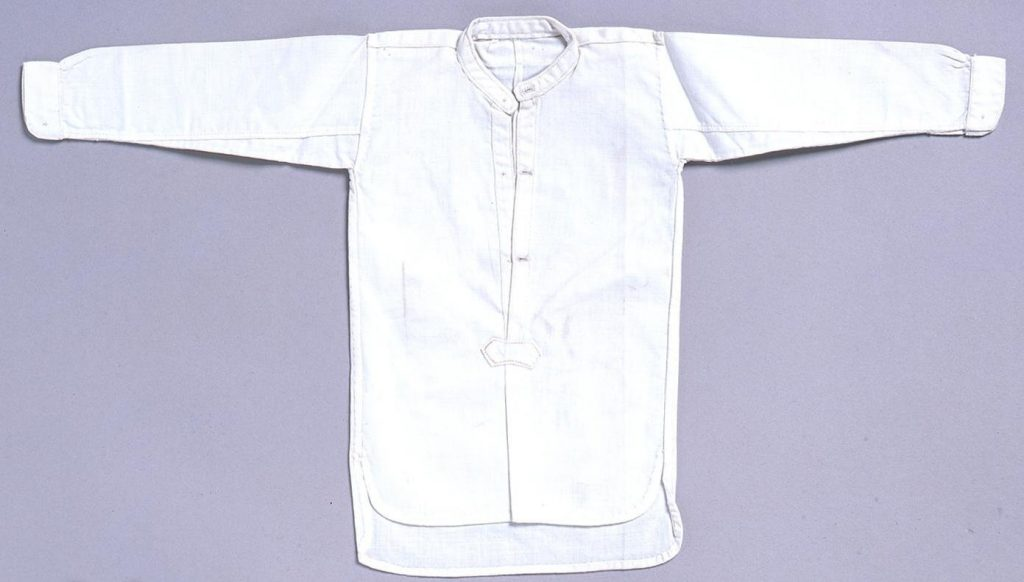 裁縫雛形 大人普通シャッツ(ミシン縫)