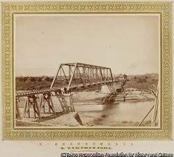 作品画像:豊平 鉄橋