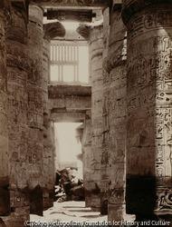 作品画像:カルナック神殿