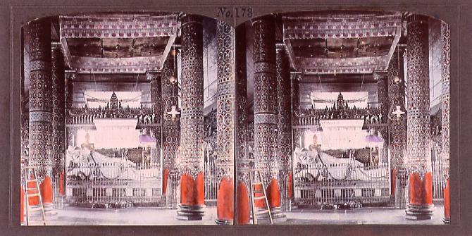 作品画像:釈迦涅槃像(No.173)
