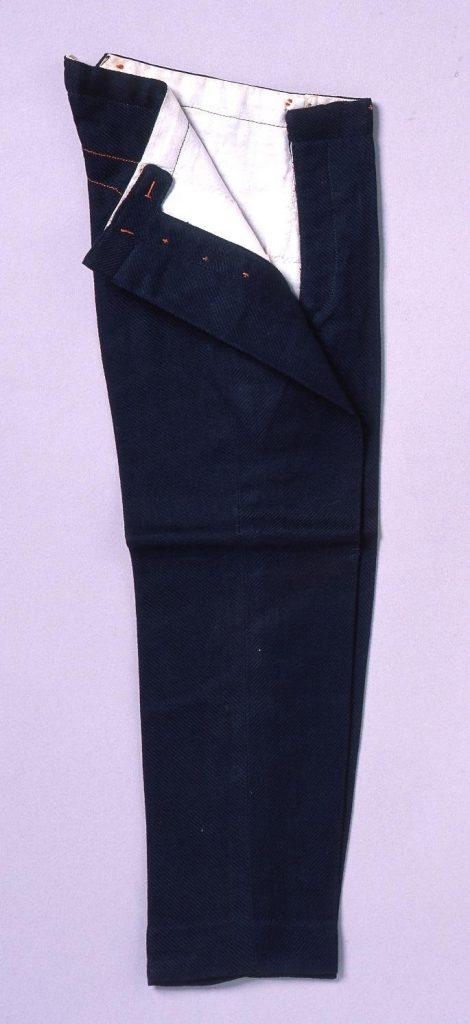 作品画像:裁縫雛形 パンツ(ミシン縫)