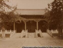 作品画像:孔廟大成門 (No. 65)